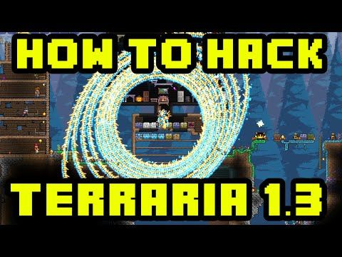 Terraria Mods - How To Hack Terraria 1 3 - INFINITE MINIONS