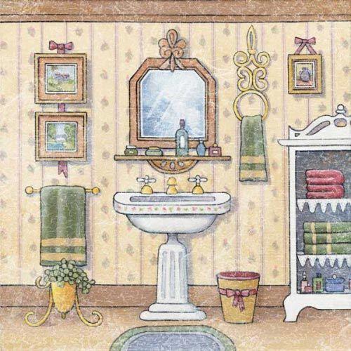 Bathroom Picture Cuadros Para Banos Pinturas Dibujos