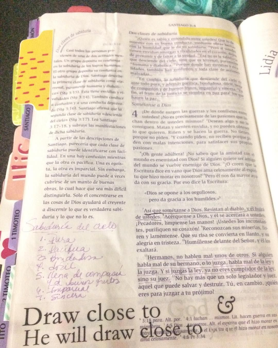 #santiago #biblejournalingcommunity #sabiduria #wisdom http://ift.tt/1KAavV3