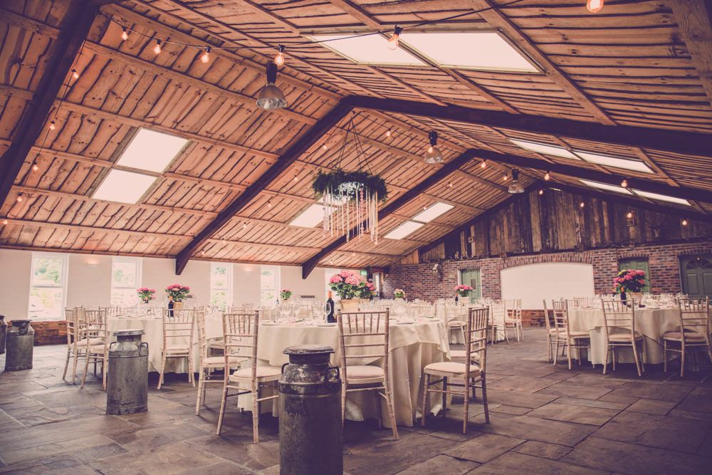 Rustic Wedding Decor, Cheshire Furniture Barn