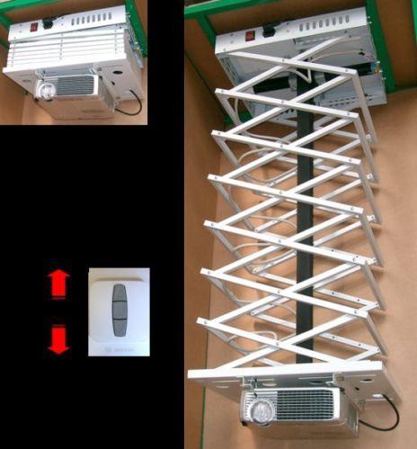 Sollevatore per videoproiettore portata 15 Kg corsa 130 cm SVS model 130 I   eBay