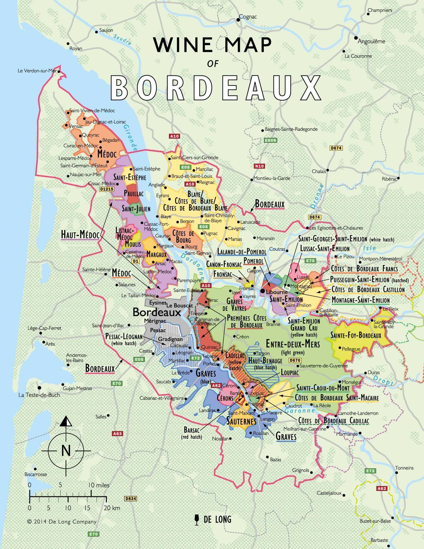 Bordeaux wine map largeg 14001812 place were i want to go bordeaux wine map largeg 14001812 gumiabroncs Choice Image