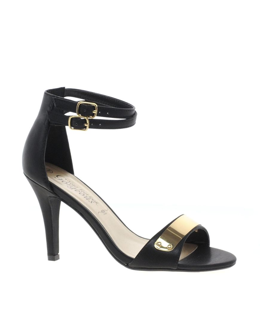 Kurt Geiger Block Heel Sandals Online   ZALANDO.CO.UK