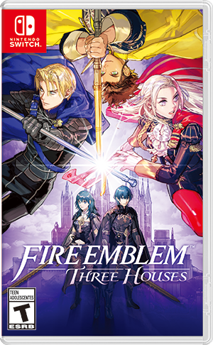 Fire Emblem Three Houses For Nintendo Switch Nintendo Game Details Fire Emblem Fire Emblem Warriors Nintendo Switch Games
