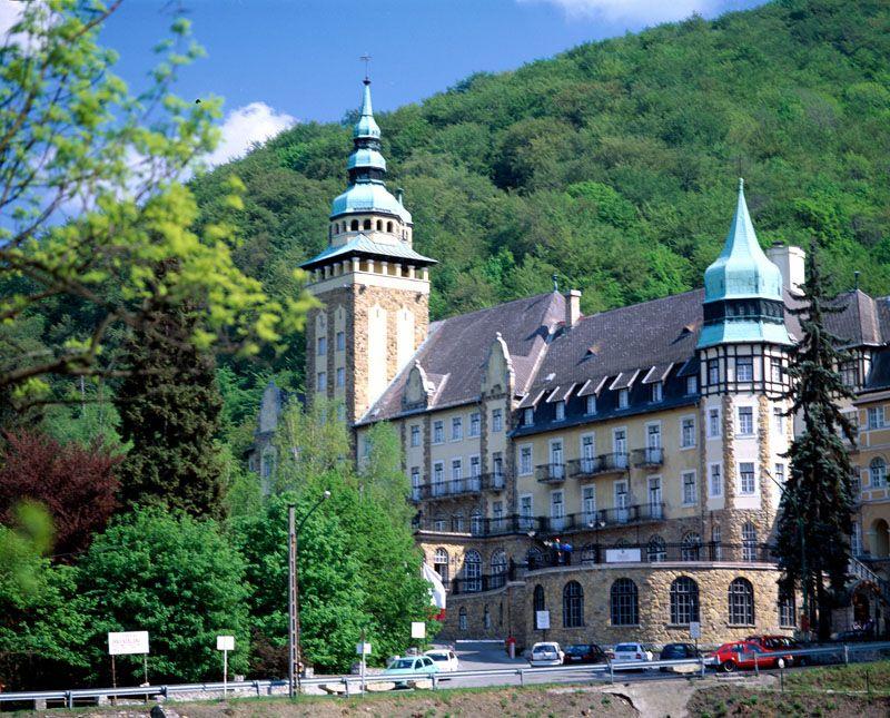Lillafüred - Palace Hotel - #Hungary