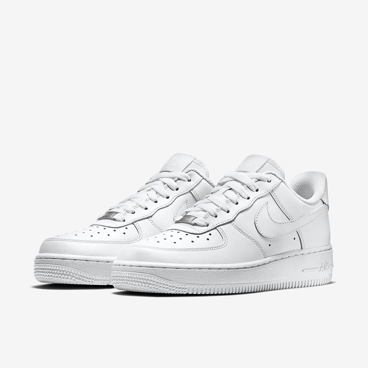 Air Force 1 '07 Women's Shoe | White nike shoes, Nike women