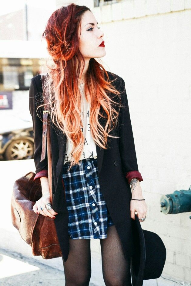 Luanna Perez grunge/vintage outfit | F a s h i o n | Pinterest | Vintage outfits Grunge and Vintage