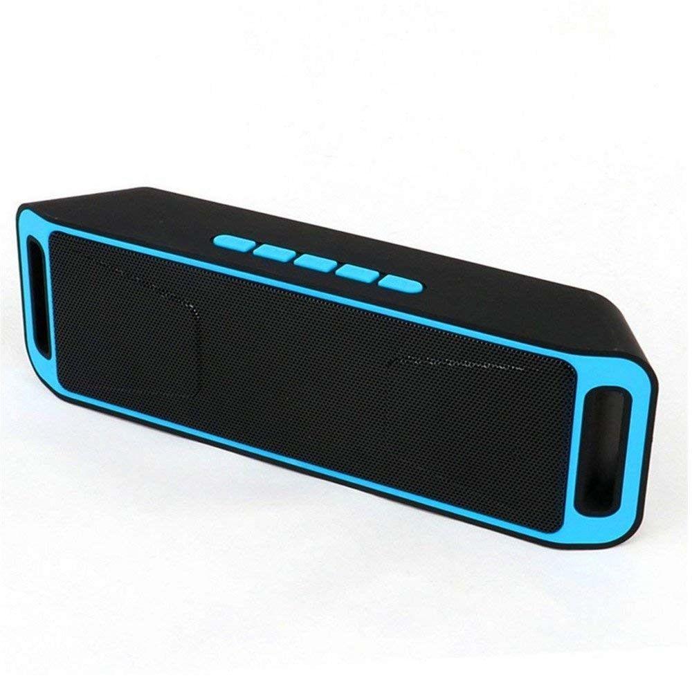 Portátil Altavoz Estéreo Bluetooth Inalámbrico Con Audio Hd Bluetooth Altavoces Inalámbricos Altavoz Portátil