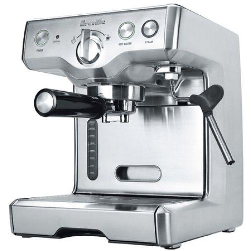 Breville 800esxl 15 Bar Triple Priming Die Cast Espresso Machine Espresso Machine Breville Espresso Machine Espresso