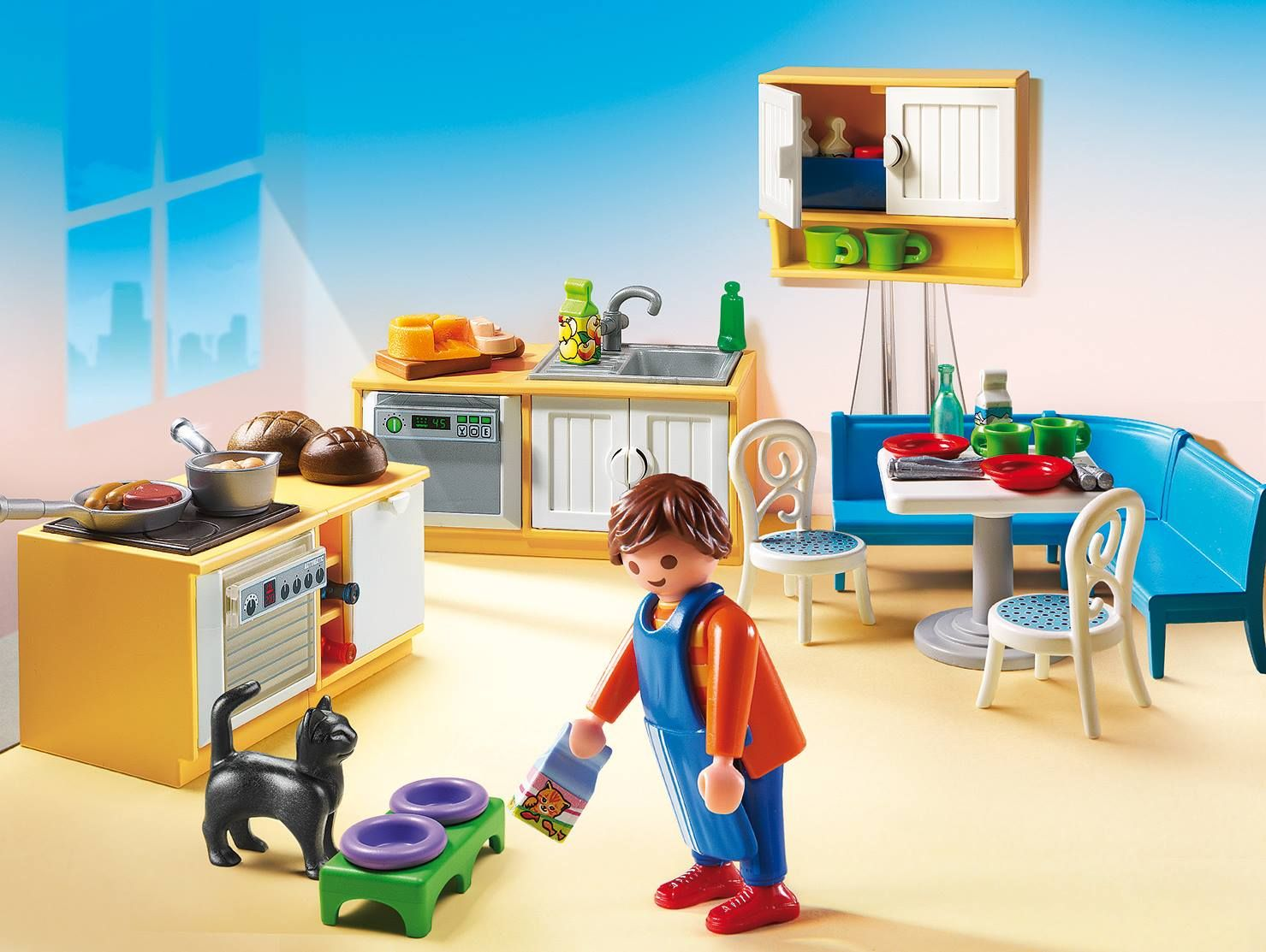 Facebook Playmobil Country Kitchen Doll House