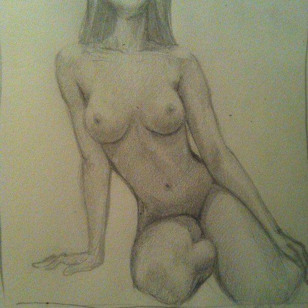 Рисунки порно анатомия
