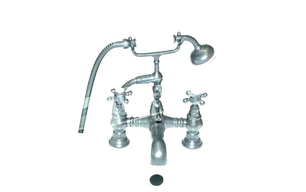 Different Types Of Bathtub Faucets Di 2020