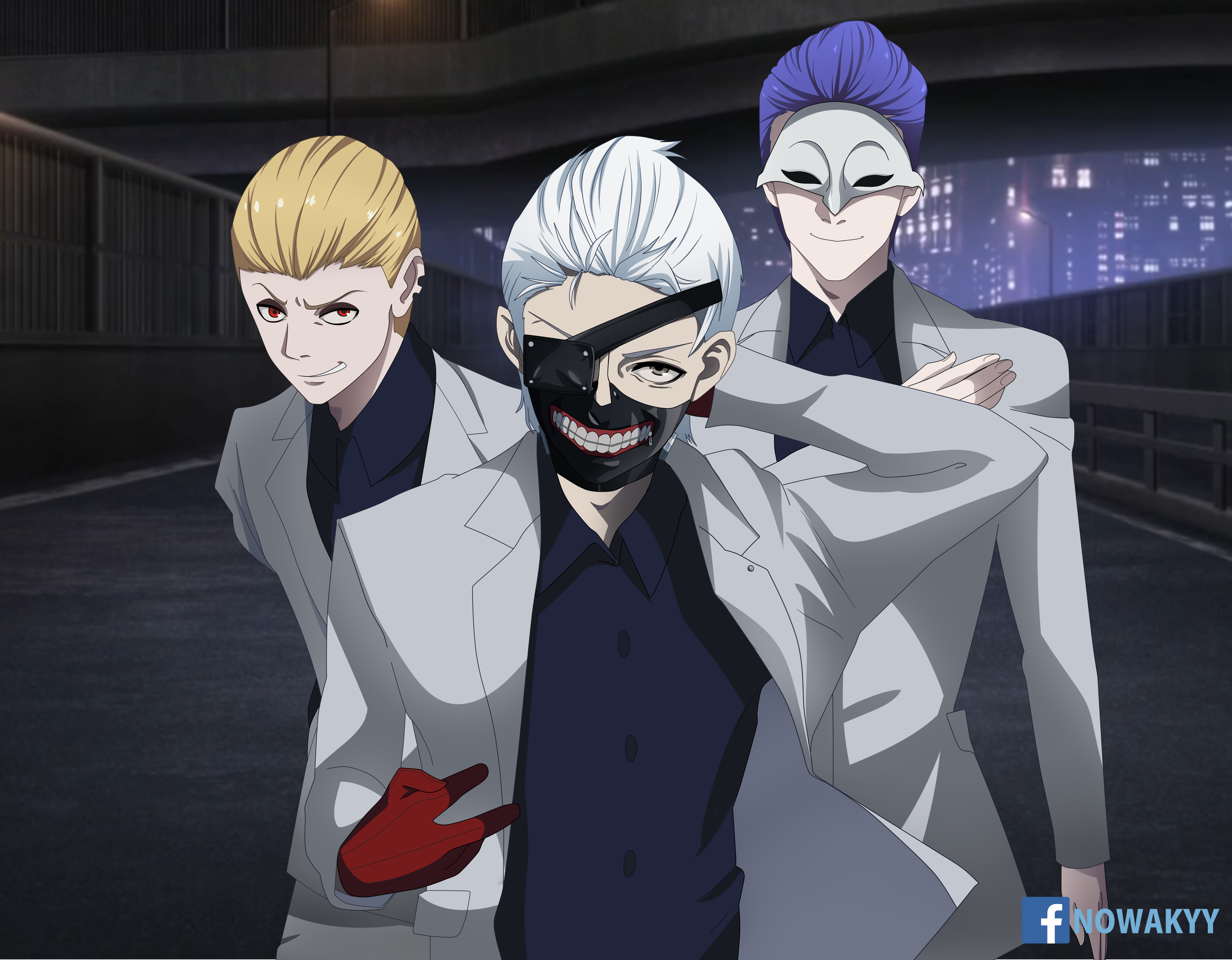 Pin by Crimson Black on Tokyo Ghoul Re Tokyo ghoul