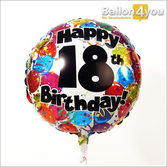 Pin Auf 18 Geburtstag