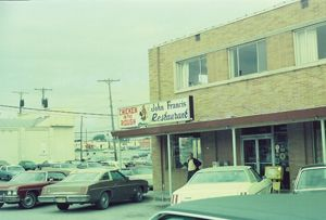 John Francis Restaurant Downtown Overland Park Kansas Here Was Known For Its Country Style Cooking Fit Everyone