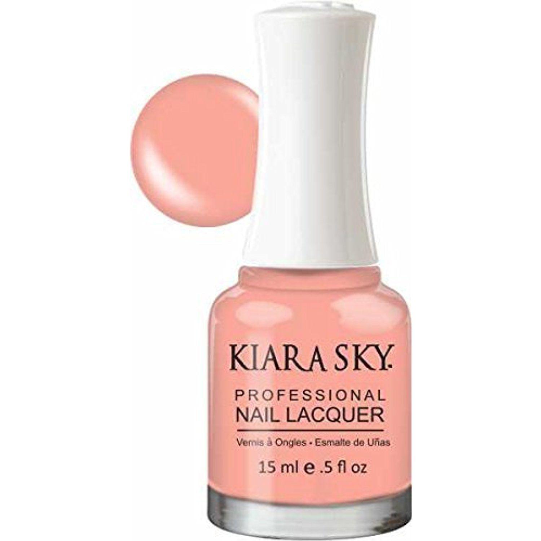 Kiara Sky Nail Lacquer, Chatterbox, 15 Gram -- Click image to review ...