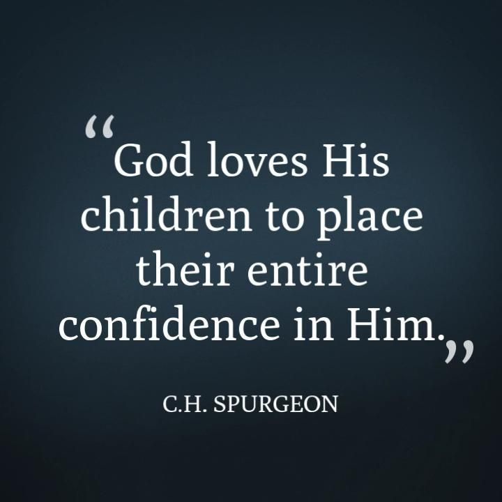 Spurgeon TRUST
