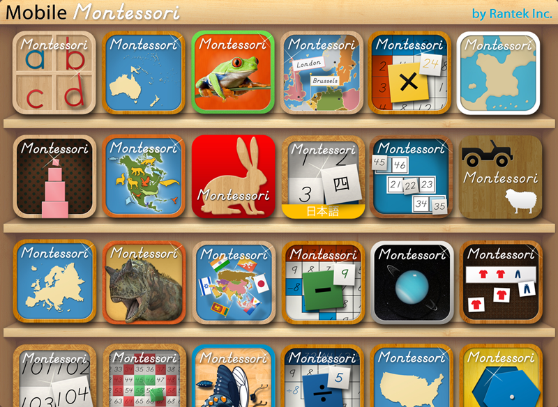 Our app bookshelf keeps growing and growing and growing....!