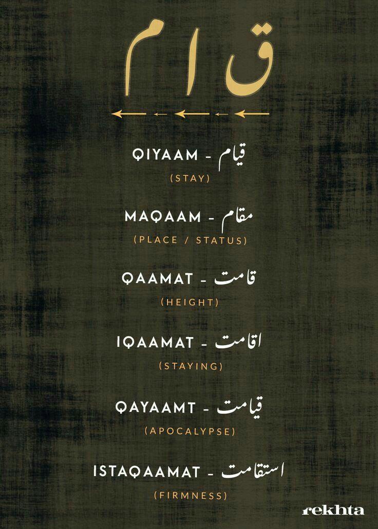Pin by May I HELP YOU ? on Urdu zubaan Urdu words, Urdu