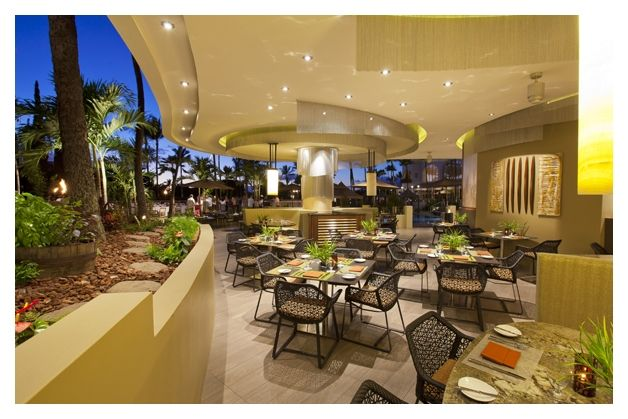 Kō Restaurant In The Fairmont Maui Fricken Amazing Food We Ate There Twice