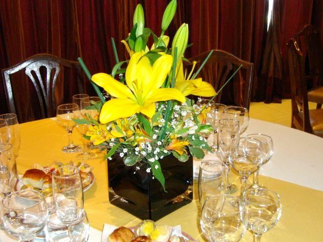 Arreglos para mesas bodas decoracion de arreglos - Arreglos florales para bodas ...
