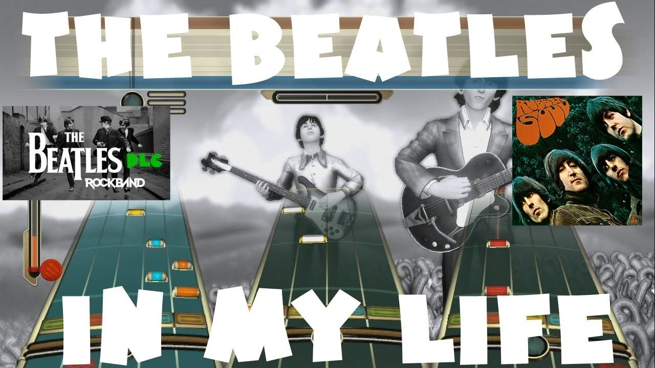 The Beatles - In My Life - The Beatles Rock Band DLC Expert