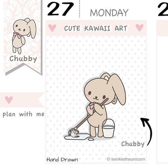 CB025   Cleaning Planner Stickers, Cleaning #supplies @EtsyMktgTool #plannerstickers #erincondren #liveplanner #functionalstickers