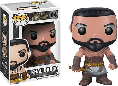 Game of #thrones - khal #drogo pop! #vinyl figure,  View more on the LINK: http://www.zeppy.io/product/gb/2/381487138736/