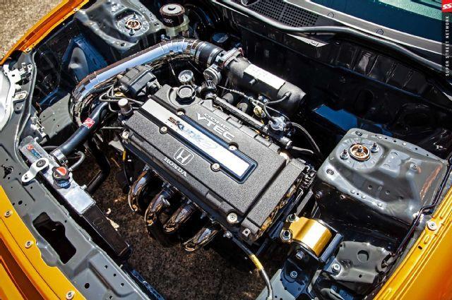 1996 Honda Civic Ferio Vti B18c Engine Honda Civic Honda Civic
