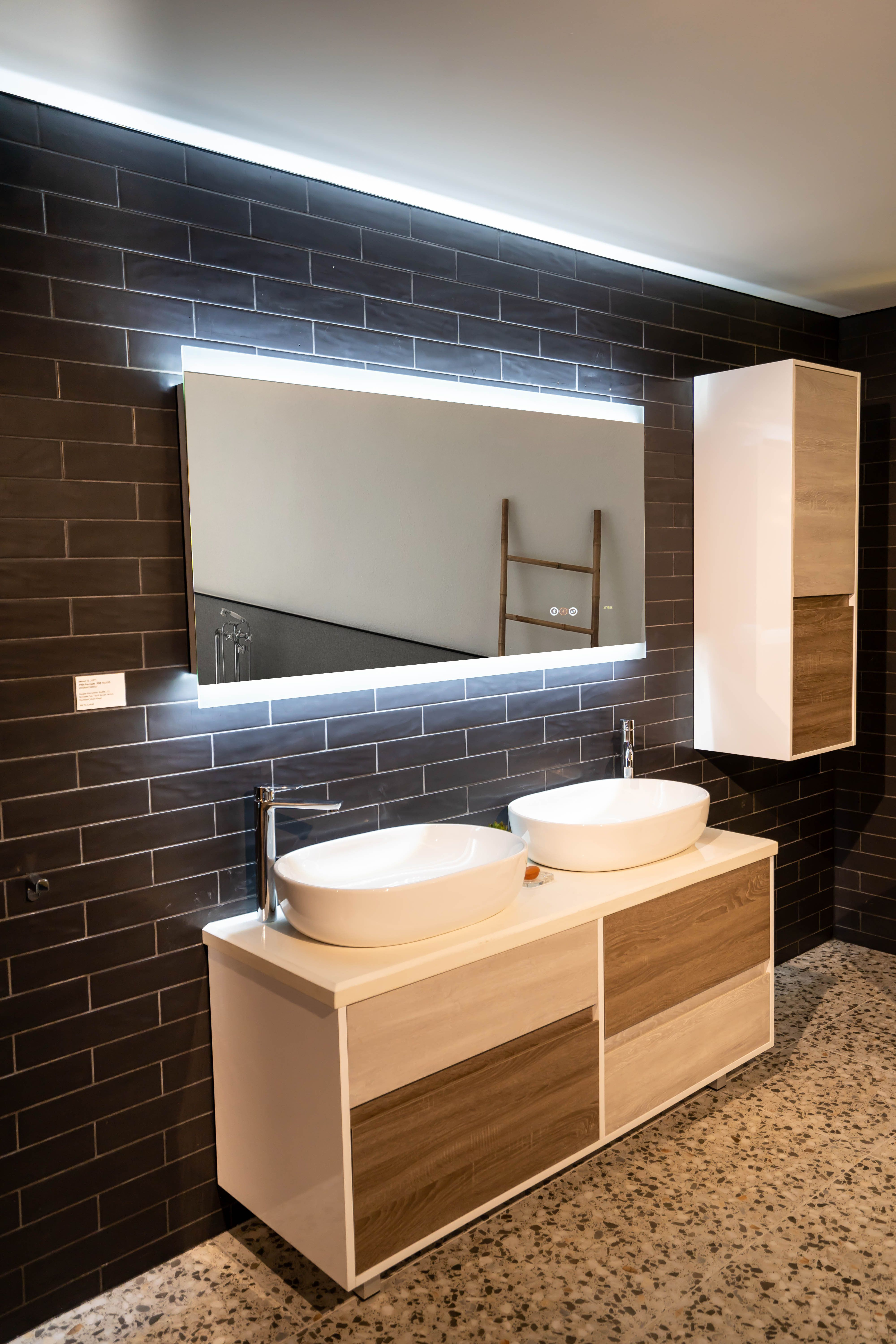 How To Install A Remer Mirror Led Mirror Led Mirror Melbourne
