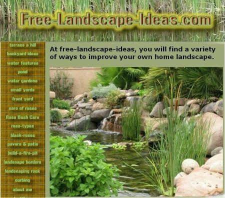 build your own front yard landscape island   Front yard landscaping ideas to turn your property into a private ...