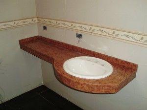 Mesadas de ba o buscar con google banos toilet for Mesadas de bano