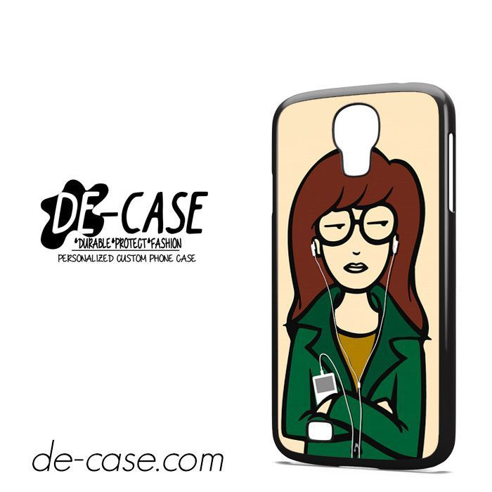 Daria With Earphone DEAL-3000 Samsung Phonecase Cover For Samsung Galaxy S4 / S4 Mini