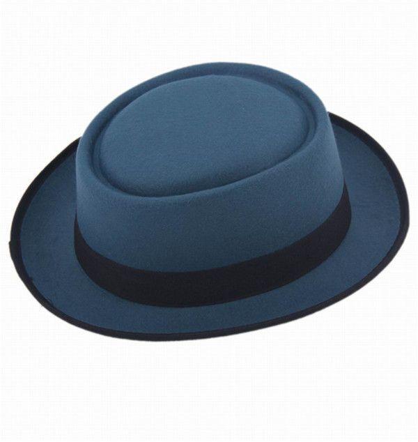 c2cf573b727a7 Fedora Felt Hat with band