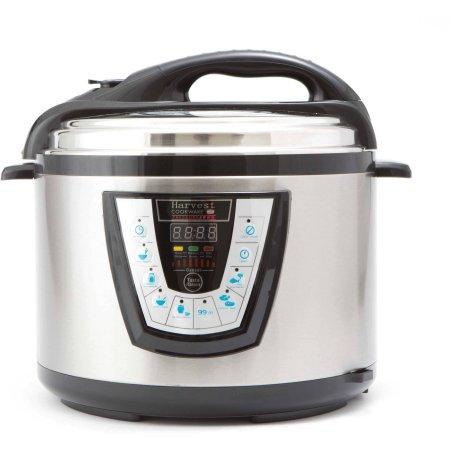 the best attitude cfc30 8b1f2 10-Quart Harvest Cookware Electric Original Pressure Pro Pressure Cooker 99!