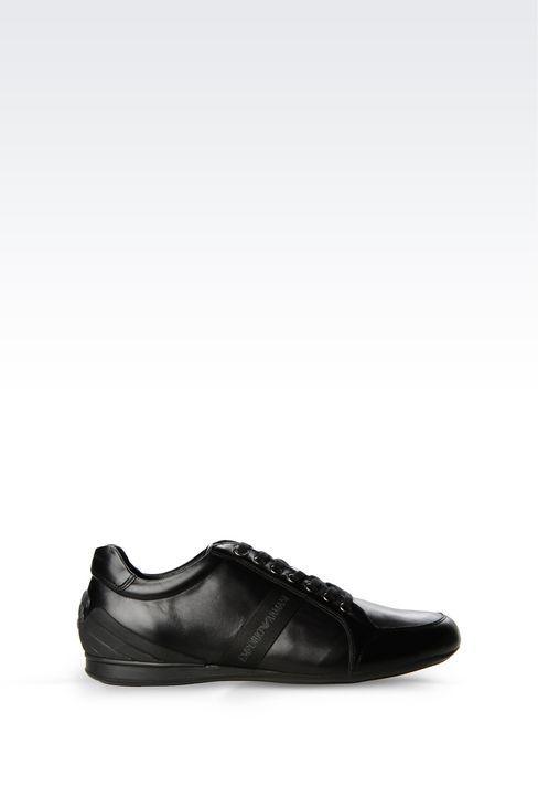 emporio armani shoes outlet