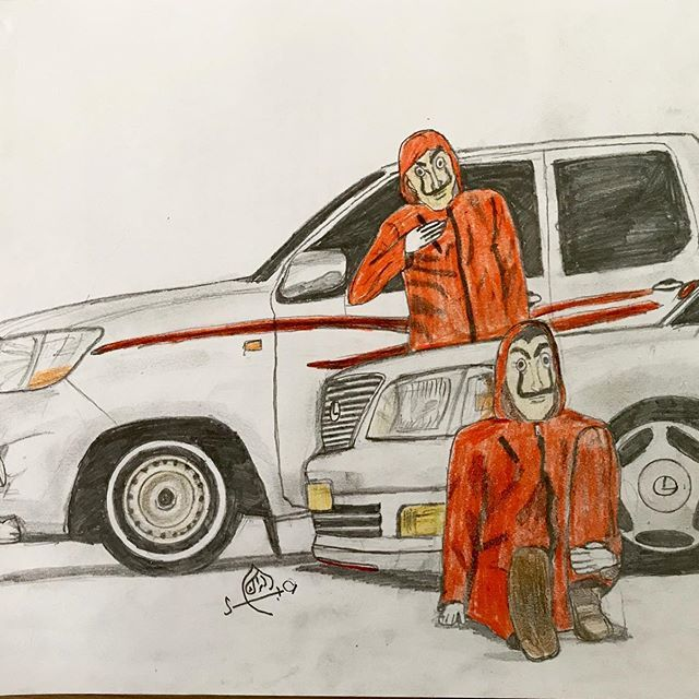 Pin By Alyaqeen On My Saves Drawings Art Painting
