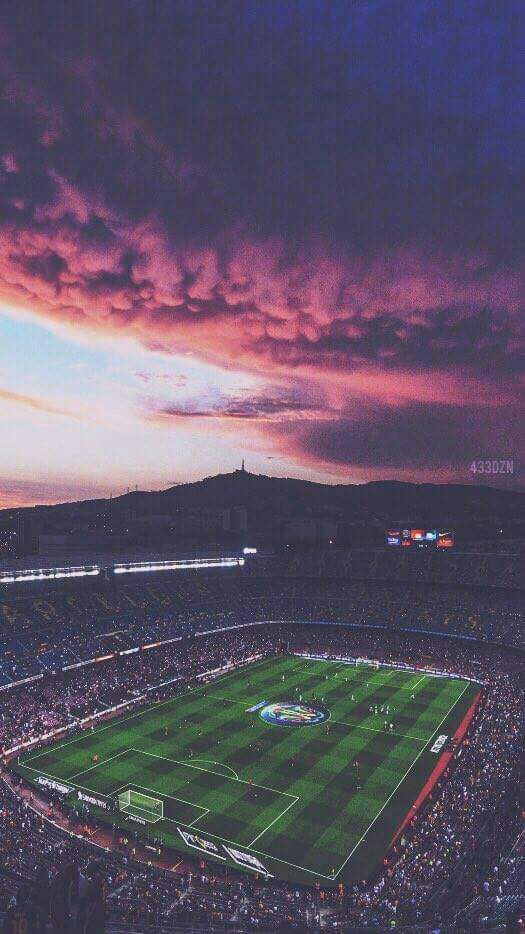Barcelona stadium camp nou footballs pinterest - Camp nou 4k wallpaper ...