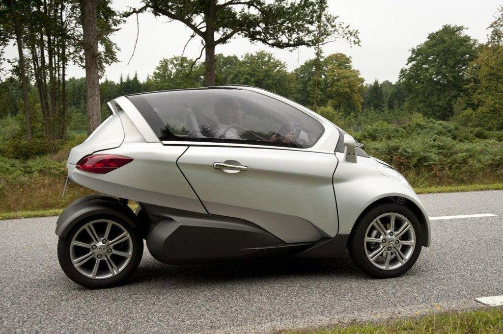 2013 Peugeot VeLV | Hybrid & Electric Cars | My next car ...