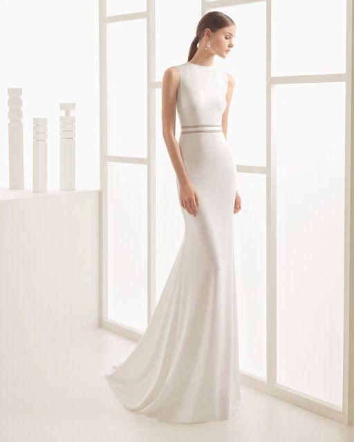 vestidos de novia originales ¡diseños espectaculares! | moda en 2019