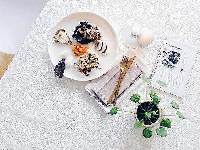 Auf der Mammilade|n-Seite des Lebens | Personal Lifestyle Blog | H.A.P.P.Y  #starthappy | Rezept Auberginen-Pommes mit Parmesan | Rezept ofengegarter Rotkohl mit Pilzsauce