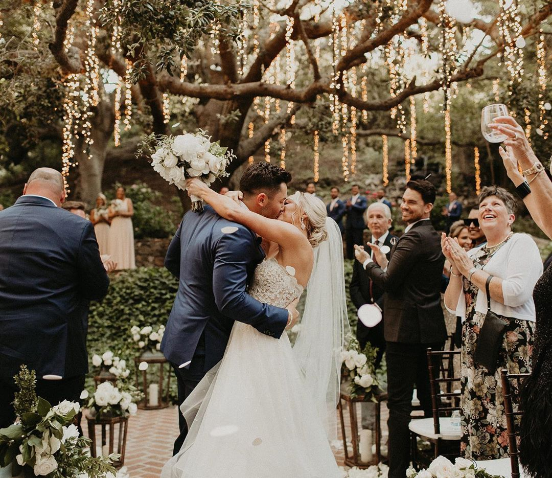 Exclusiv California wedding, Wedding, Morning wedding
