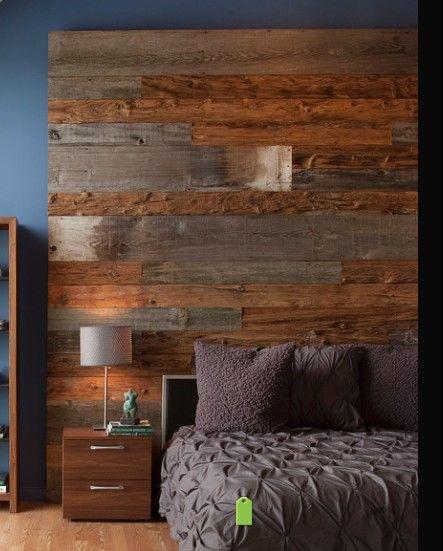 wood on walls   future house   pinterest   wald, Hause ideen