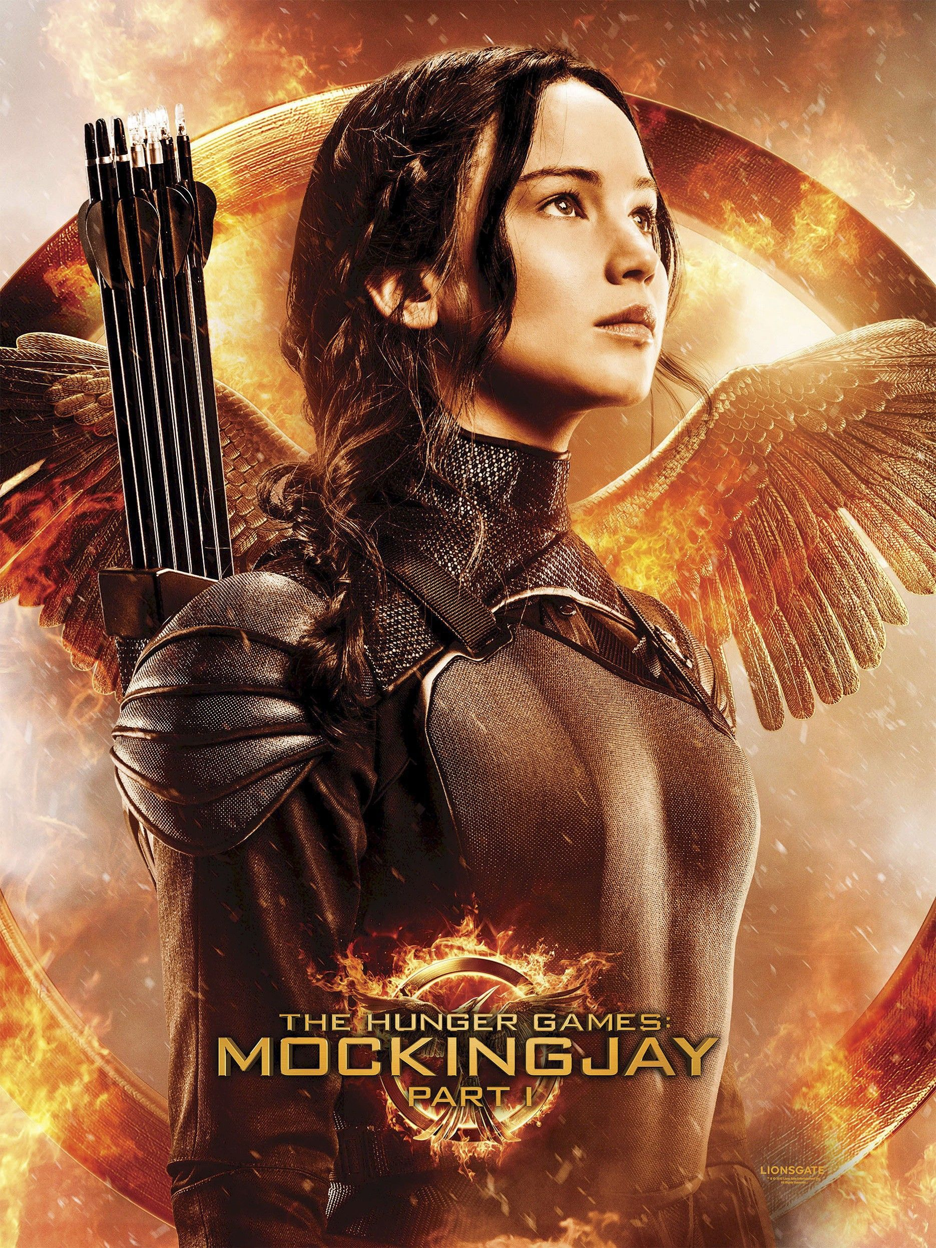 Mockingjay Part 1 | Film, Serier
