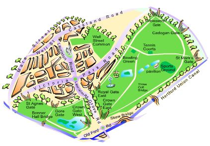 Victoria London Map.East London Is Well Known For Its Parks Victoria Park Drupalcamp