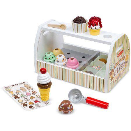 Toys Gift Ideas Ice Cream Set Play Ice Cream Play Food