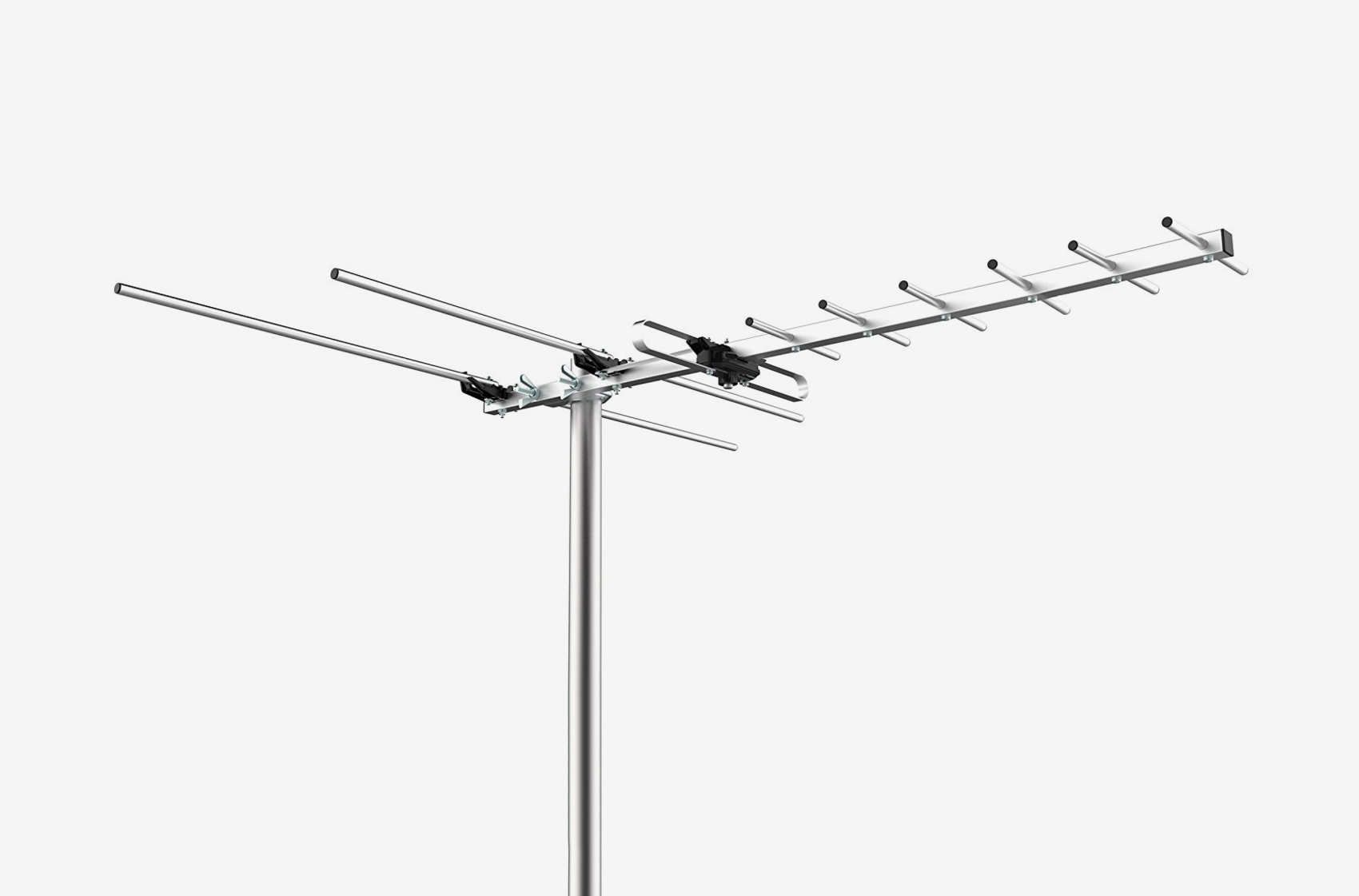 Fm Antenna Outdoor 360 Omnidirectional Home Stereo Signal Receiver For Radio