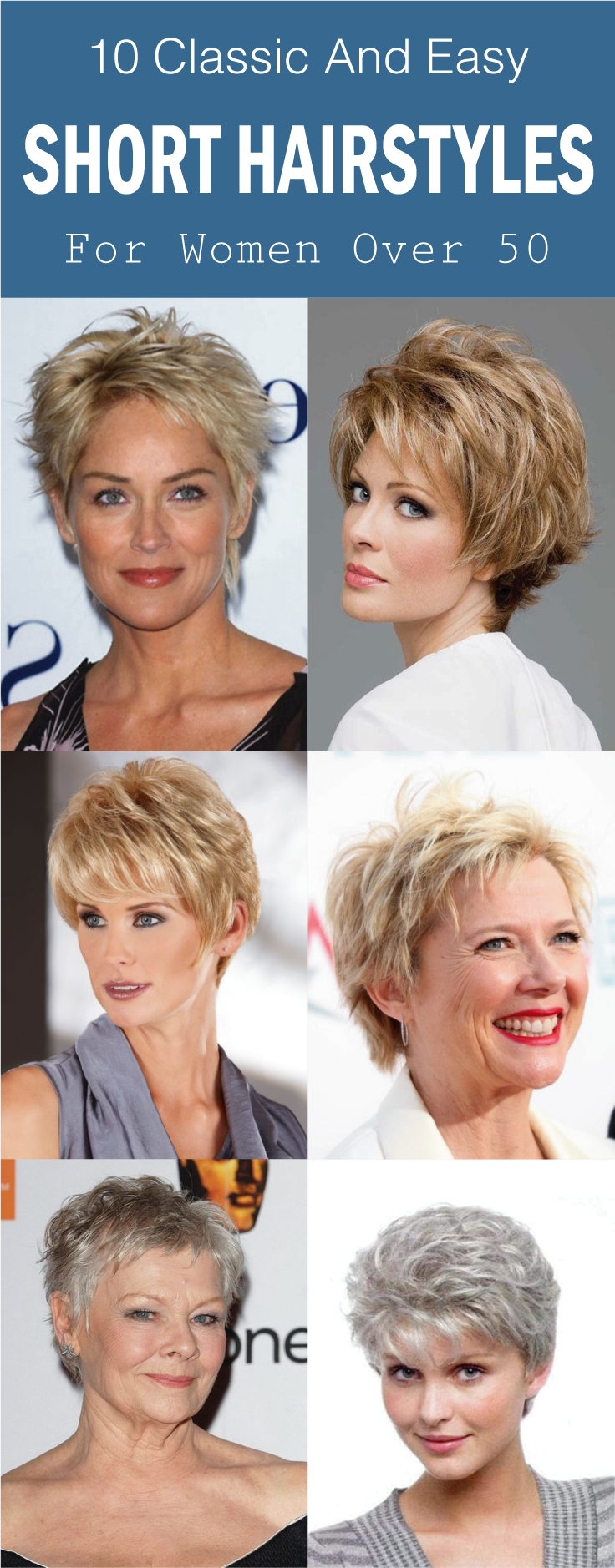classic and simple short hairstyles u haircuts over short