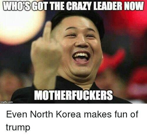 Oh, gosh, thats probably true. Trump you piece of crap.
