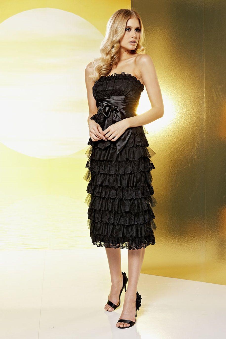 несколько платья вечерние с рюшками фото значение для детей